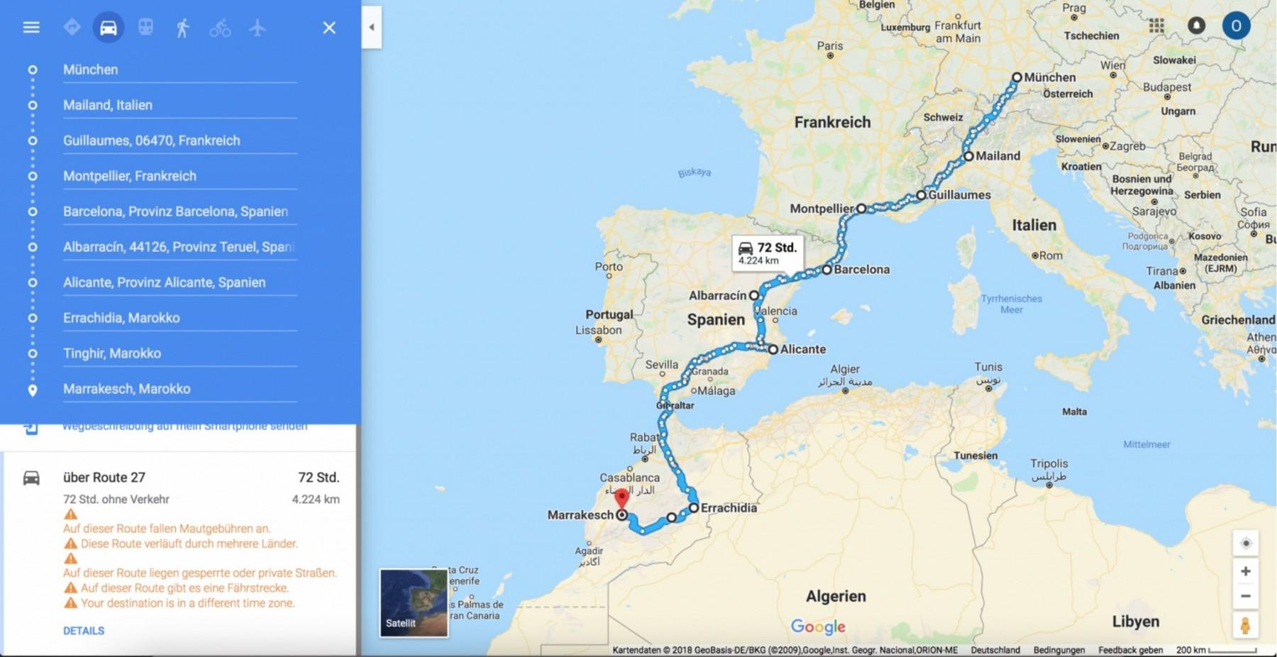 Route-geplant-geschätzt