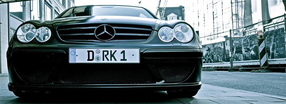 CLK AMG DTM Cabrio 1