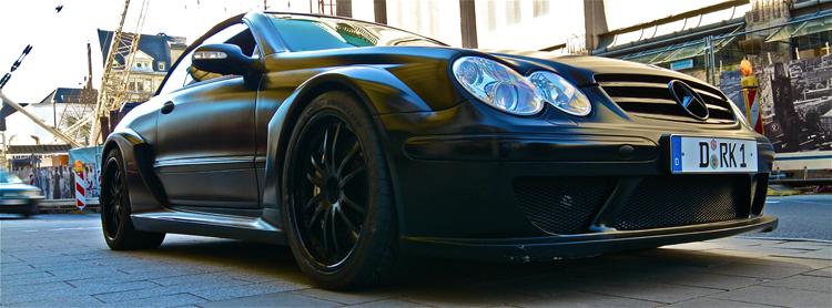 CLK AMG DTM Cabrio 2