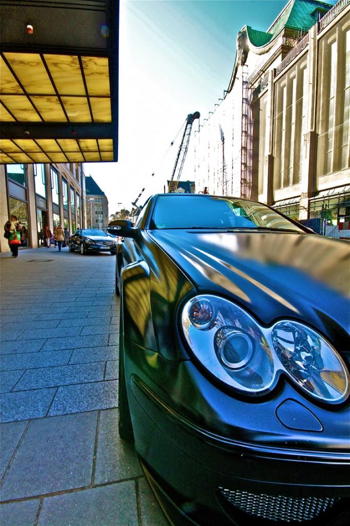CLK AMG DTM Cabrio 3