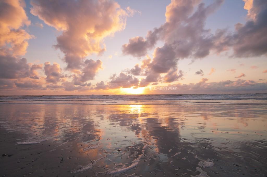 Sonnenuntergang Norderney 3
