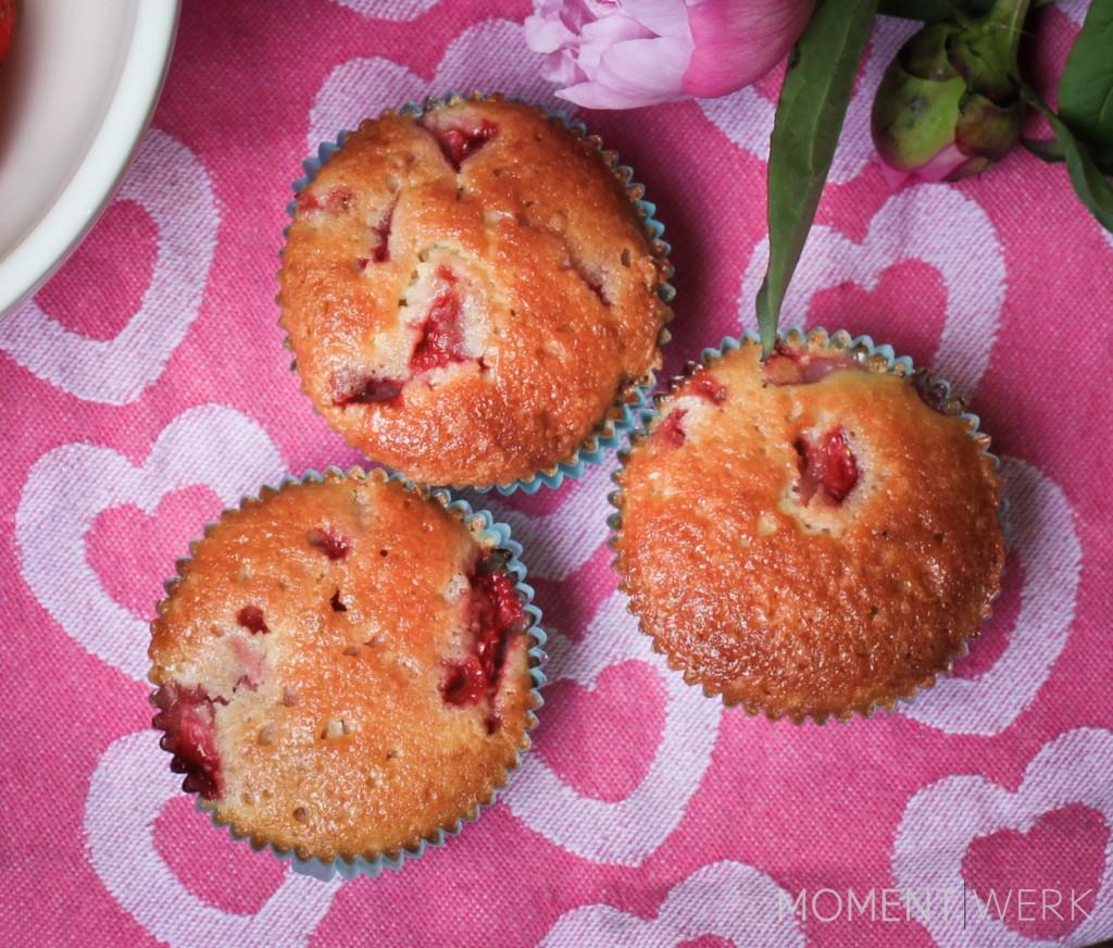 Erdbeermuffins 3